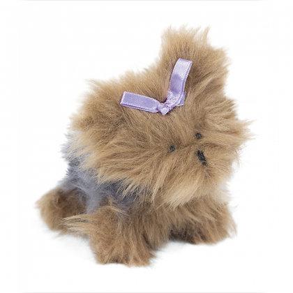 Pipsqueak Dog Toy Yorkie