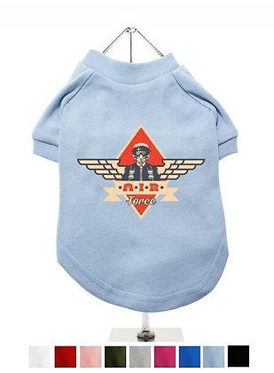 Air Force Dog Tee Shirt