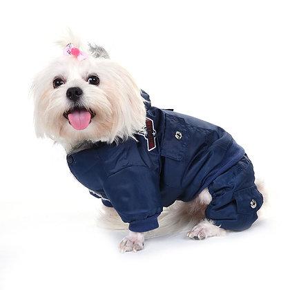 Warm Winter Waterproof Dog Coat