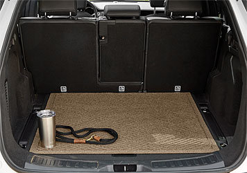 Recycled Water Trapper Cargo Mat