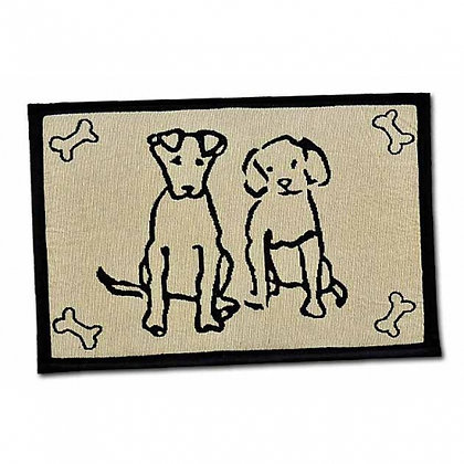 Loving Pals Dog Placemat