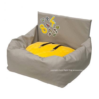 Cool Dog Car Seat