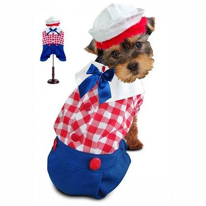 Ragdoll Boy Dog Costume