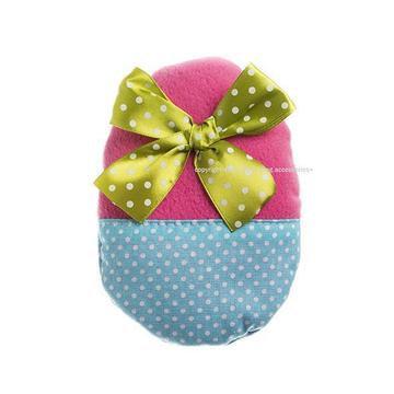Pink Egg Dog Toy