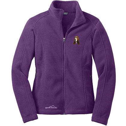 BirdDawg Embroidered Ladies Fleece Jacket