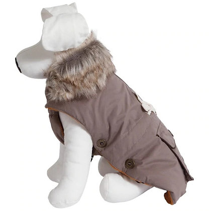 Wouapy Army Dog Coat