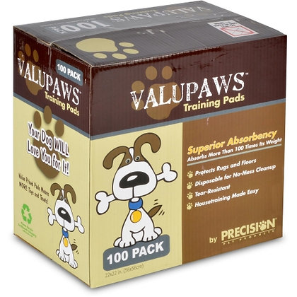 Precision Pet ValuPaws Puppy Training Pads