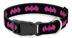 Batman Fuchsia Collar