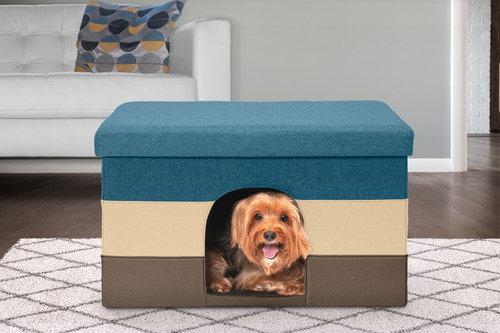 Pet House Footstool Ottoman