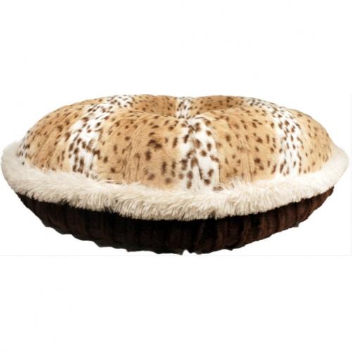 Bagel Bed Leopard