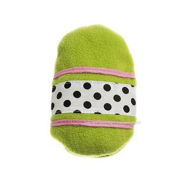 Green Egg Dog Toy