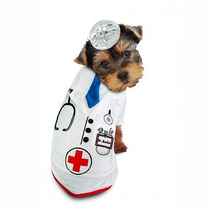 Doctor Barker Dog Costume