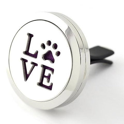 Paw LOVE Aromatherapy Car Diffuser
