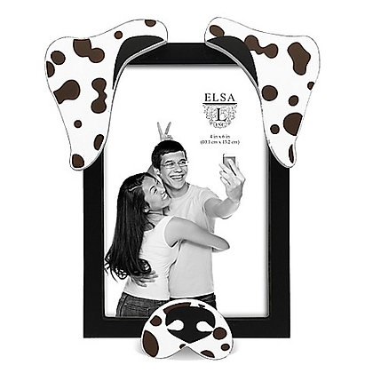 Spotted Dog Picture Frame