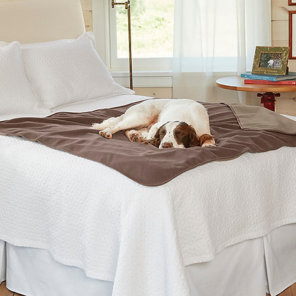 Ultralight Dog-Proof Fleece Throw Blanket