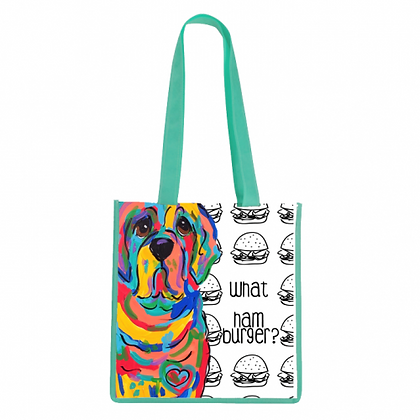 What Hamburger? Tote Bag