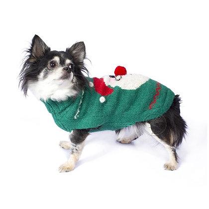 Christmas Santa Dog Sweater