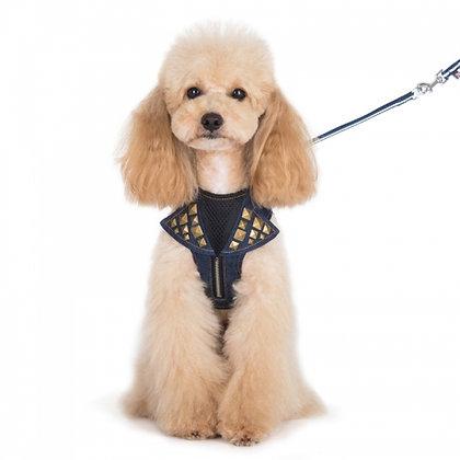 Easy Go Dog Harness Demin