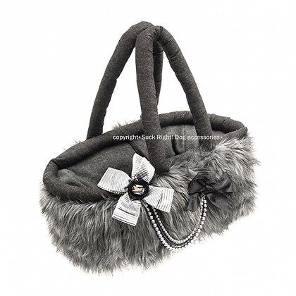 Tiger Lily Basket Bag Dog Carrier