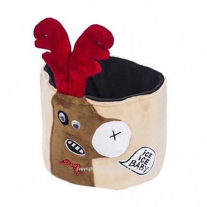 Reindeer Dog Toy Box