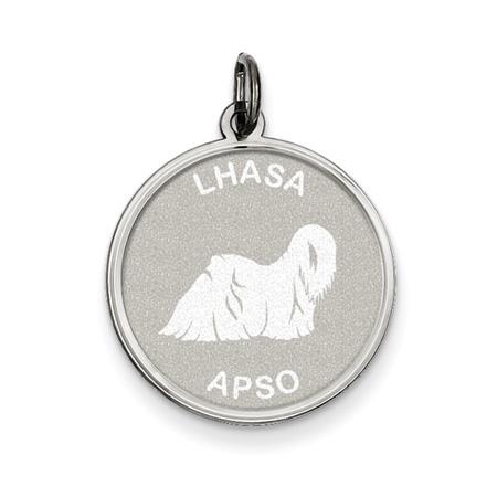 Lhasa Apso Pendant
