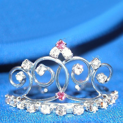Skipper Crystal Dog Tiara