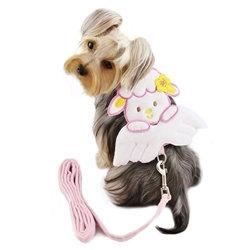 Sheep Angel Harness with Matching Leash