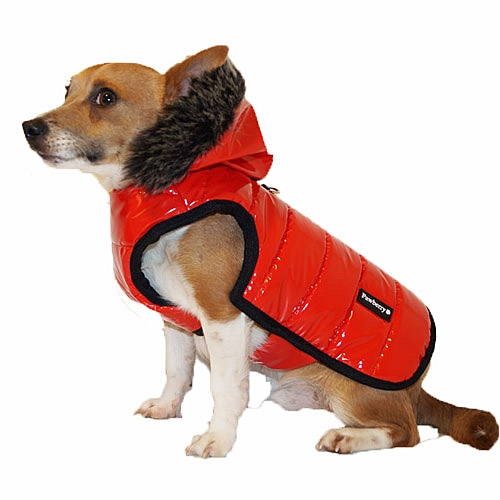 Red Harness Coat