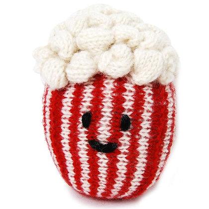 Wool Popcorn Dog Toy