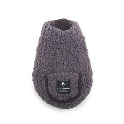 Fleece Vest Charcoal
