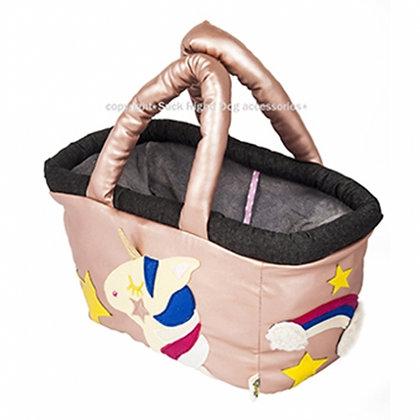Electric Pony Basket Dog Carrier