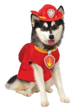 Paw Patrol Marshall The Fire Dog Costume