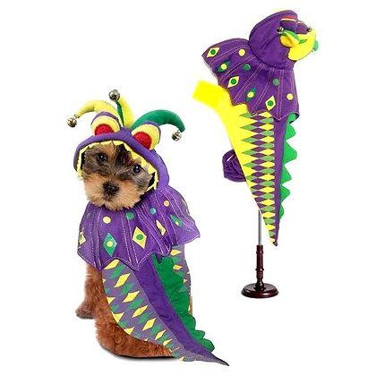 Mardi Paws Dragon Dog Costume