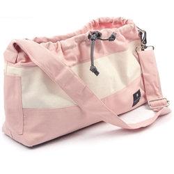 Messenger Bag Dog Carrier Light Pink