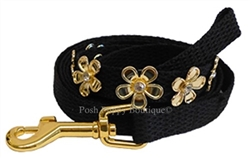 Lucy Leash Black