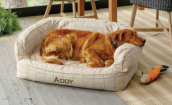 Memory Foam Couch Dog Bed