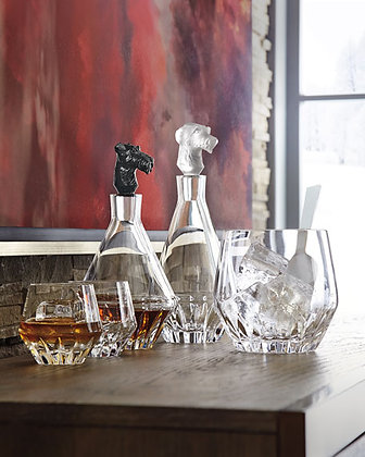 Waterford Crystal Irish Dogs Decanter