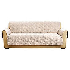 Sure Fit Pet Protector Suede-Like Slipcover