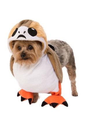 The Last Jedi Pet Porg Dog Costume