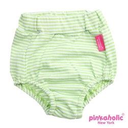 Green Striped Oceanic Dog Sanitary Pants