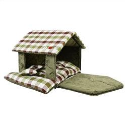 Beaufort Dog House Olive
