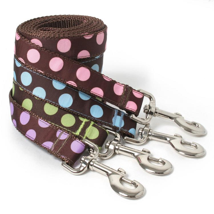 Dots Dog Leash