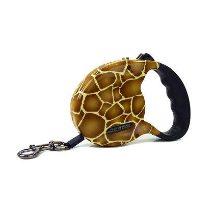 Exotic Retractable Dog Leash Giraffe
