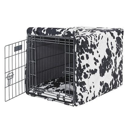 Wrangler Microvelvet Dog Crate Cover