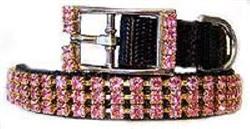 Pink Elegance Collar