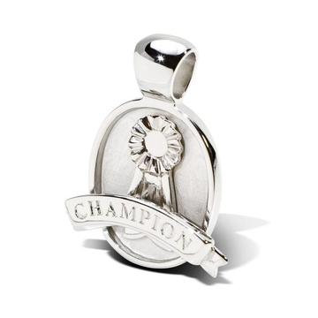 Sterling Silver Champion Pendant
