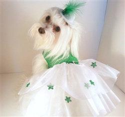 Lucky Stars Dog Harness Dress