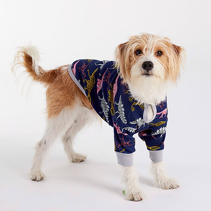 Company Cotton™ Organic Cotton Dog Pajamas Dino
