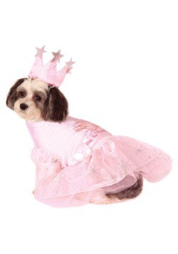 Glinda The Good Witch Pet Costume