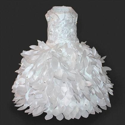 Cinderella Princess Dog Wedding Dress